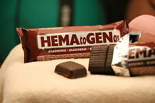 HEMATOGEN CLASSIC snack bar iron food supplement 40 gr for athletes sportsmen