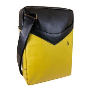 Star Trek Uniform Laptop Bag by The Coop - Gold