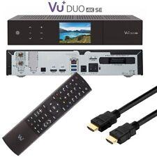 VU+ Duo 4K SE 1x DVB-S2X FBC Twin Tuner PVR ready Linux Receiver UHD 2160p SAT