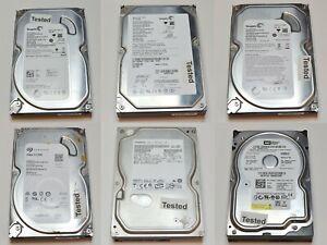 "Seagate 80GB 160GB 250GB 500GB (3.5"") (2.5"") SATA IDE Various size HDD"