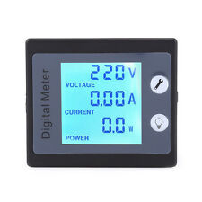 AC 80-260V LCD Digital 100A Volt Watt Power Meter Ammeter Voltmeter High Q xx