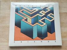 White Lies - Friends - Brand New & Sealed CD Comes in Card Digipak