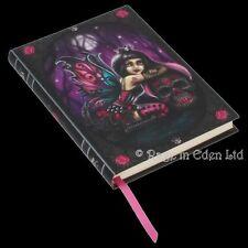 LOLITA Little Shadows Embossed Hardback Fairy Notebook Journal Sketchbook (17cm)