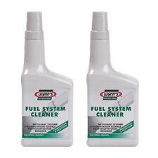 2 x Wynns Professional Formula Petrol Fuel System Carburettor & Injector Cleaner