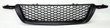 Honda CRV 02-04 Honeycomb Mesh Gloss Black Front Hood Bumper Grill