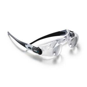 Eschenbach 1624-1 MaxTV Max TV Magnifying Glasses - SHIPS NEXT DAY! - NEW