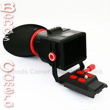 "Kamerar PNC VF-4 +Plus LCD Viewfinder 3.2"" for DSLR Camera Canon 5D Mk III Nikon"