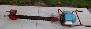 Mercury Disston DA 211 9hp 2 Man Chainsaw  ( Local pickup only )