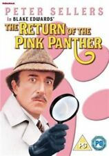 Return of The Pink Panther 5030697031914 With Christopher Plummer DVD Region 2