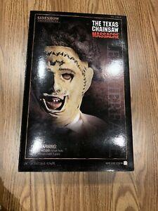 SEALED Sideshow Texas Chainsaw Massacre Leatherface Figure (2003) NIB #7303