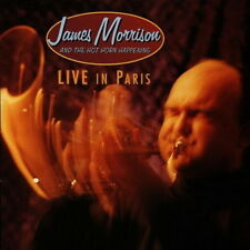James Morrison And The Hot Horn Happening Live In Paris 1994 East West CD