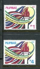 Philippines 2028-9  MNH, Asian Pacific Postal Training Centre (APPTC) - 20th Ann