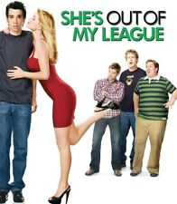 She's Out Of My League (REGION A Blu-ray New) 032429258090