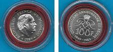 MONACO 100 FRANCS RAINIER III 1949-2005 GAD: MC164
