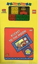 Rocket to the Moon: A 2-In-1 Diorama and Fold Out Playbook (Stokes Backyard