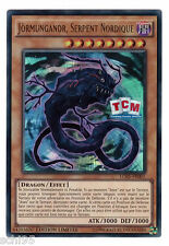 "Yu-Gi-Oh - ""Jörmungandr, Serpent Nordique"" LC05-FR001 - Ultra rare"