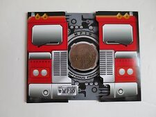 Transformers Masterpiece MP-10 Convoy / Prime Collectors Coins Only Brand New