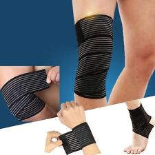 Leg Knee Support Brace Sleeve Sports Band Wrap Gym Elbow Protect Bandage Guard