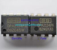 1pcs OPA2134PA New Genuine BB DIP-8 Audio OP AMP ICs