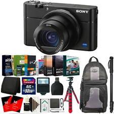 Sony Cyber-shot DSC-RX100 VA Digital Camera + Photo Editing Kit + Accessories