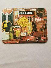 The Coca-Cola Company Tin Can Wall Decor, Collectible CocaCola Tin #4