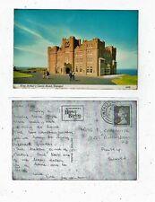 CORNISH POST CARD COLOUR PHOTO KING ARTHUR`S CASTLE HOTEL, TINTAGEL