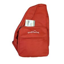 Eddie Bauer Red SLINGBAG COOLER Picnic Set  NEW WITH TAGS