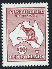 AUSTRALIA - 2013 '$10 KANGAROO & MAP'    [SG 3983]  MNH  [6808]