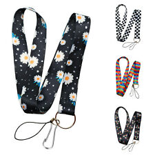 16 INCH Lanyard Neck Strap Holder with metal hook for phone & Id Badge or Keys