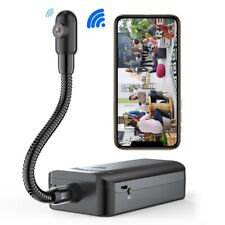 1080P WIFI Security Camera Video Cam With Enhanced Flexible Lens Loop Recording