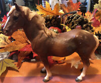 Vintage Breyer Classic Mustang Stallion Horse