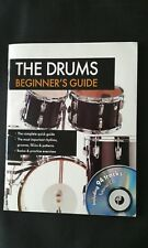 The Drums Beginners Guide by Olaf Stein with CD. *Unused*