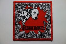 Sublime Lou Dog    EMBROIDERED PATCH IRON OR SEW