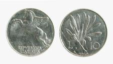 pci3988) Italia Repubblica in Italma - 10 Lire 1948 Ulivo