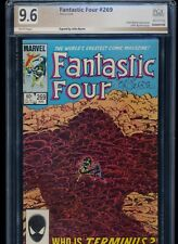 Fantastic Four #269! PGX (Not CGC SS) 9.6! Signed by Byrne! SEE PICS AND SCANS!