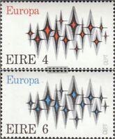 Irland 276-277 (kompl.Ausg.) postfrisch 1972 Europa