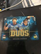 Tap N Play Bbl07 Big Bash Duos Card Adelaide Strikers Laughlin Schutt TD-1