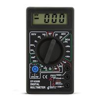SMAKN/® DC 500A 7 Segments Blue LCD Display Current Tester Panel Ammeter TRTA000053