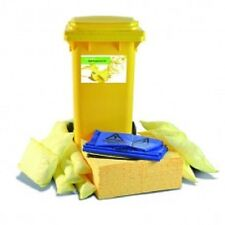 120 L Chemical Spill Kit in Response Bin for hazardous or unknown fluids