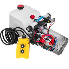 12V DC Double Acting Hydraulic Pump Hydraulic Power Unit with 4.5L 12V ZZ004232