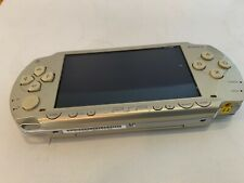 Sony PSP 1000 Gold with AC Adapter  ***SHIP FROM U.S.A.***