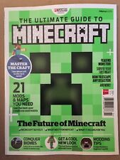 PC Gamer Ultimate Guide To Minecraft Survive Mods Maps Vol 1 2015 FREE SHIPPING!