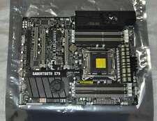 ASUS Sabertooth X79 LGA 2011 Intel X79 SATA 6Gb/s USB 3.0 ATX Motherboard