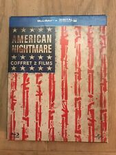AMERICAN NIGHTMARE COFFRET 2 FILMS BLUE RAY