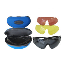 Beretta 3 Lense Shooting Glasses Set