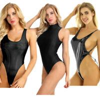 Women Sexy Backless Swimwear Swimming Costume One Piece Monokini Swimsuit Beach
