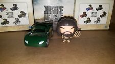 (hs) Caltex Justice League Aquaman Car and Figure Dc
