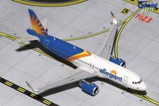 Allegiant Air Airbus A320-214 Sharklets N246NV 1/400 scale diecast GeminiJets
