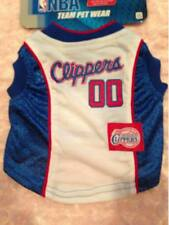 clippers dog shirt xs