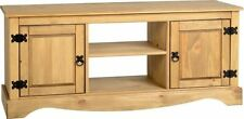 Farmhouse Unbranded TV & Entertainment Stands with Flat Pack